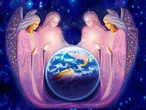 Angels Around Globe